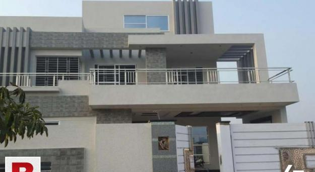 Dha defence phase 6 kh-e-muslim brand new bungalow for rent