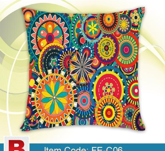 Digital customized cushions & digital sublimation on