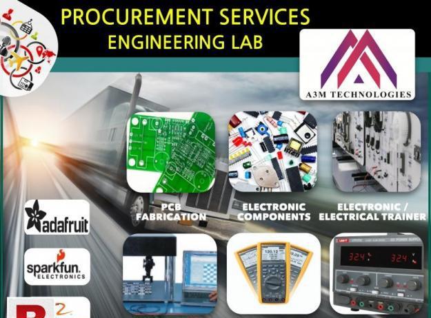 Engineering lab procurement