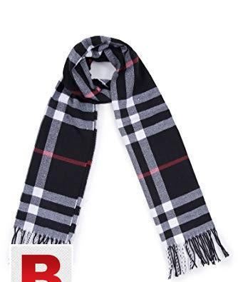 Fifbi woolen muffler for men