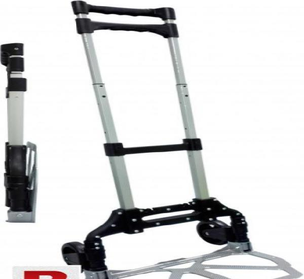 Folding luggage trolley (folding hand trolley)