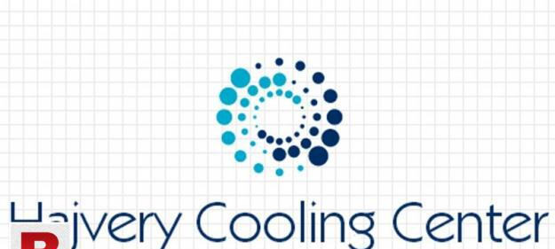 Hajvery Cooling Center, air conditioner and refrigerator