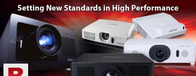 Hitachi projector repair centers for lcd, dlp and lcos