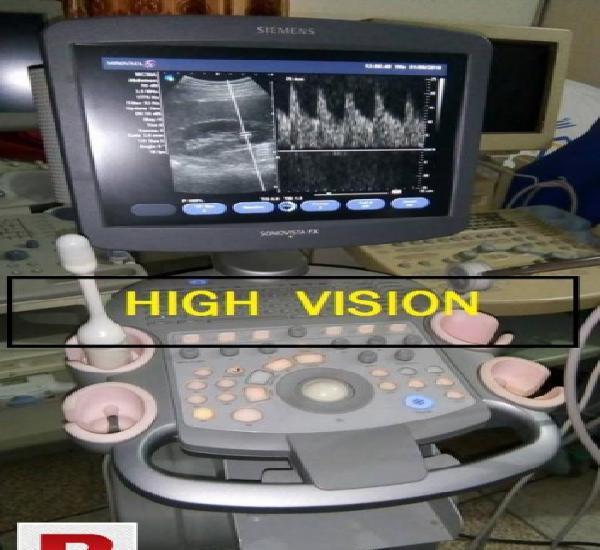 Lcd screen black white colour doppler ultrasound