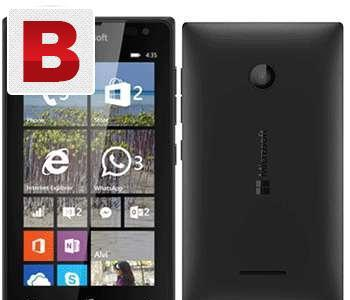 Microsoft lumia 435 black color