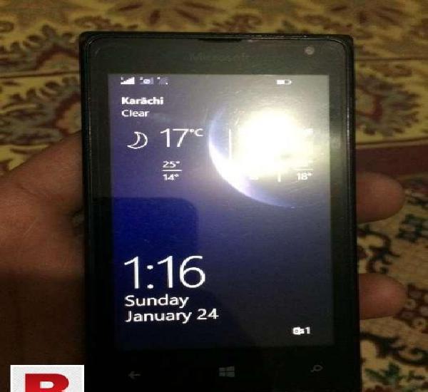 Microsoft lumia 532...