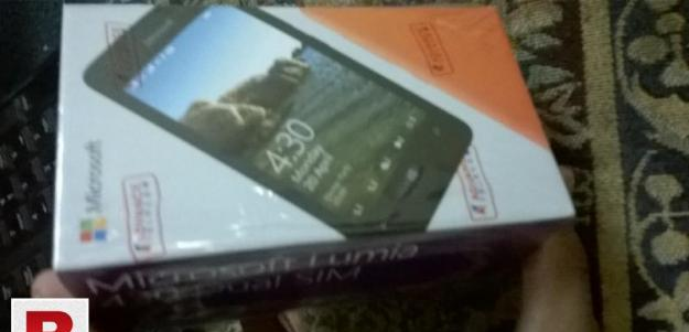 Microsoft lumia 532 430 and 435 box packed not open set.