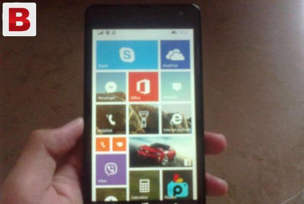 Microsoft lumia 535 black good condition
