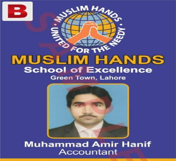 Pvc id cards, employee cards, student cards, plastic cards