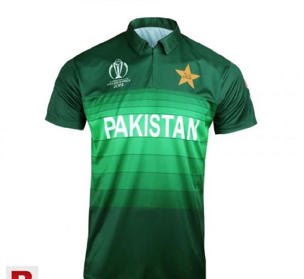Pakistan cricket team 2019 world cup t shirt