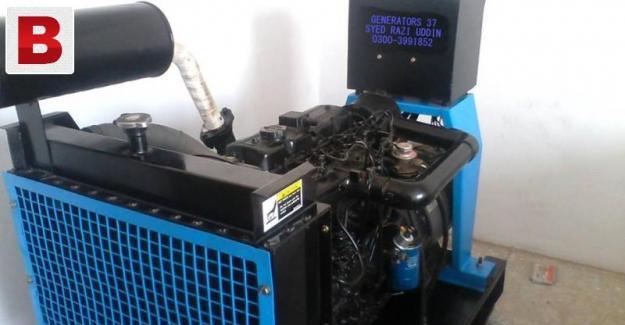 Petrol diesel and gas generators repairing centre 5kva to