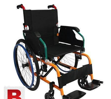 Power coated standard wheel chair 980 a-35