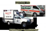 Production of emergency specialties vehicles, lahore
