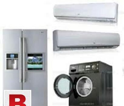 Refrigerator deep freezer fridge & split a/c all types