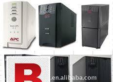 Repair,maintenance services of local,imported ups available
