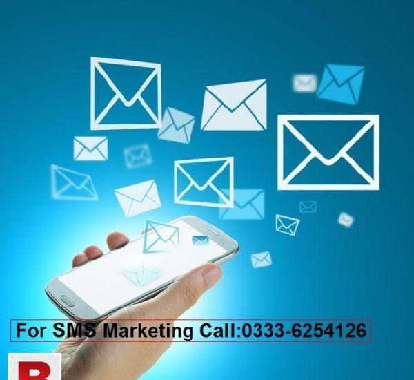 Sms marketing service in karachi and all pakistan