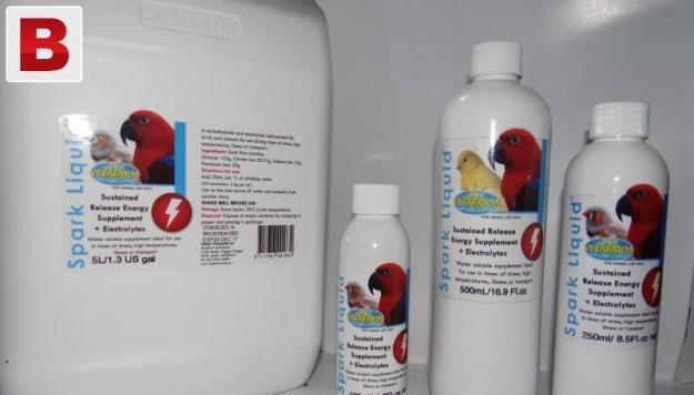Spark liquid electrolytes