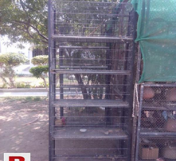 Special folding cage jahangir made