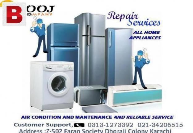Split ac, refrigerator repair & maintenance services