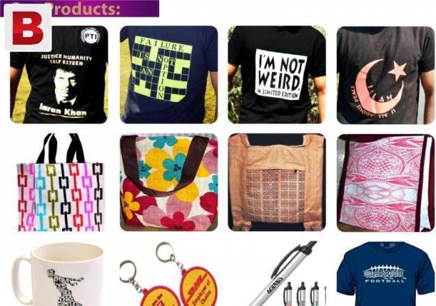 T shirts printing,mug printing & bag making