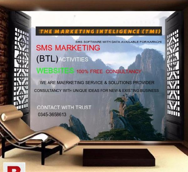 Tmi) the intelligence marketing