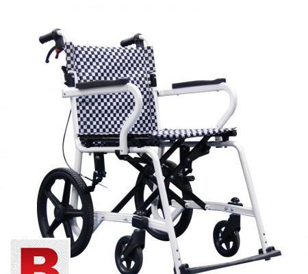 Travelling compact wheel chair 407 laj