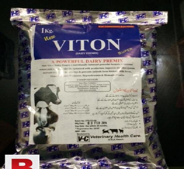 Viton dairy premaix
