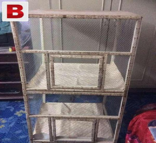 Wooden cage big size