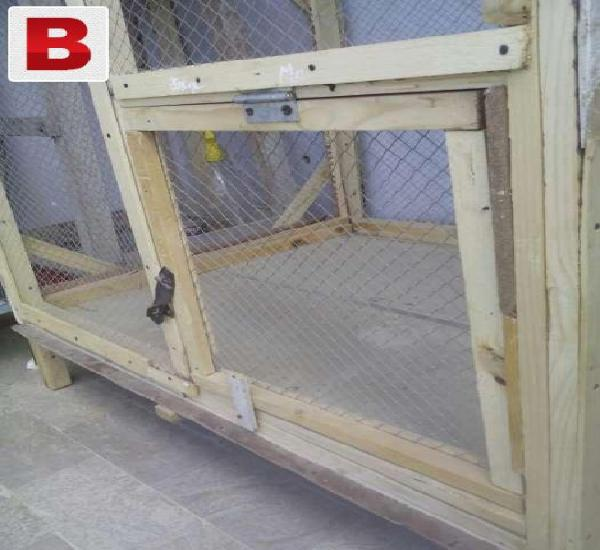 Wooden new cage for salee