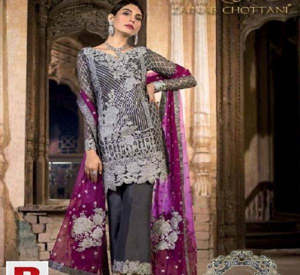 Zainab chottani wedding collection