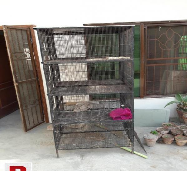 Birds spot welded cage for sale