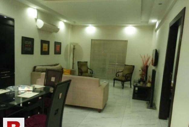 Fully furnished flat for rent in bahria phase 4