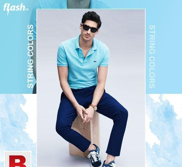 Men's fashion clothing