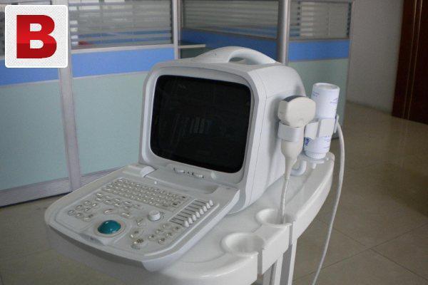 New ultrasound machine