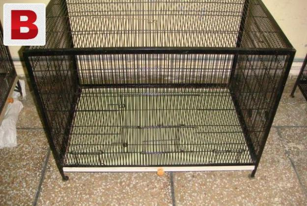 Spot welding cage size 3 x 2 x 2 with tray
