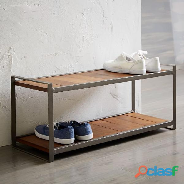 Steel Shoe Rack in Pakistan
