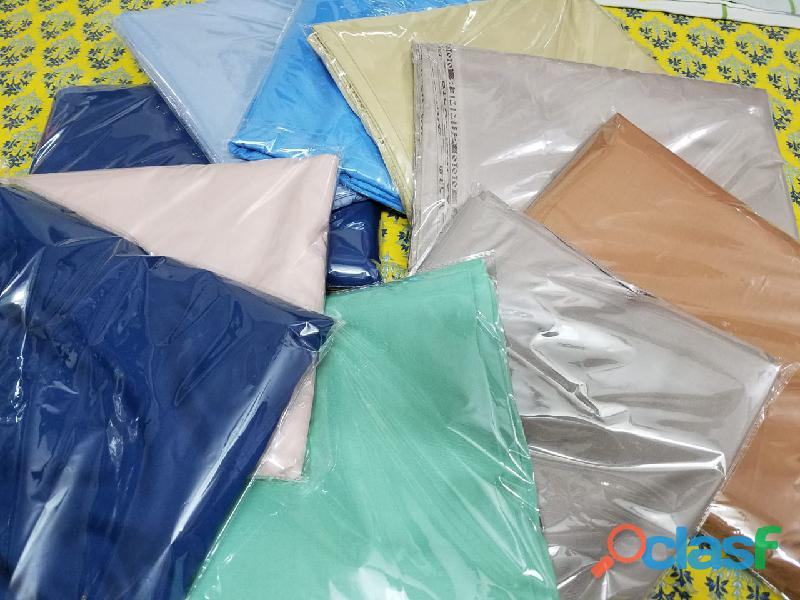 Washing wear and cotton available