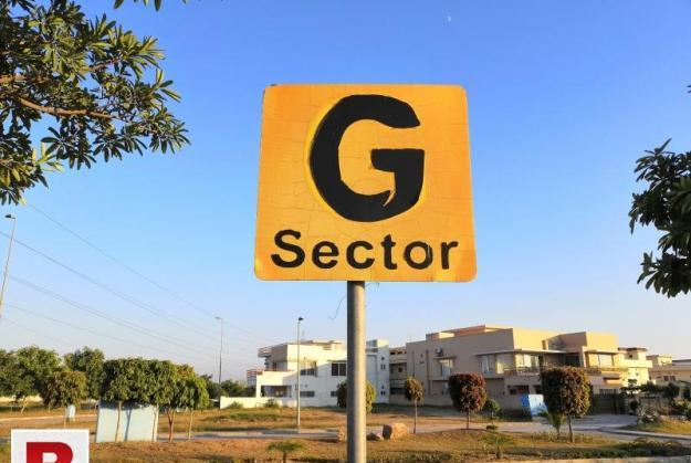 500 sq yards plot for sale sector g, street 15, dha phase 2