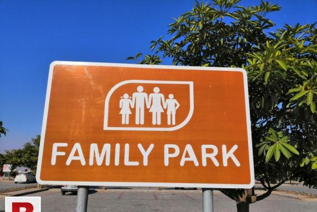 Park face 500 sq yard plot for sale at sector b dha phase 2