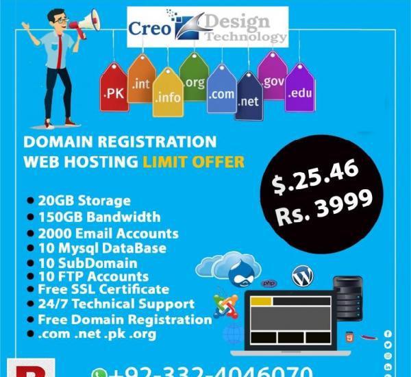 Web hosting karachi pakistan