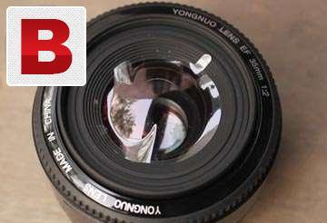 Canon ef 35mm f2 yn younguo autofocus