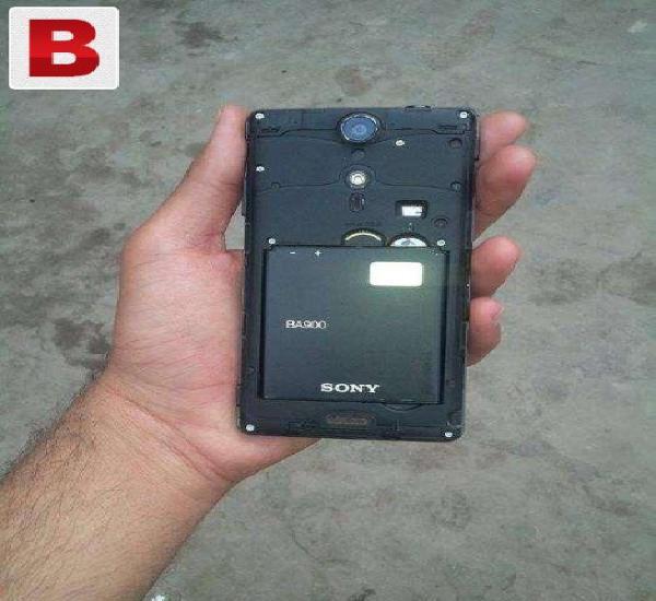 Sony experia lt29i avail 13mp hd 1gb raam condition 10.8