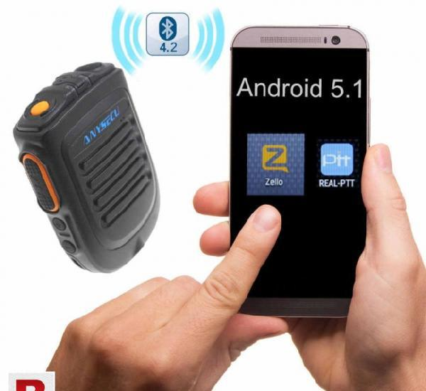 Walkie talkie licence free unlimited range zello wireless