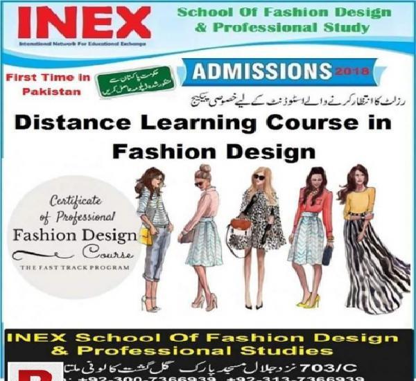 Fashion design college in muultan inex institute multan