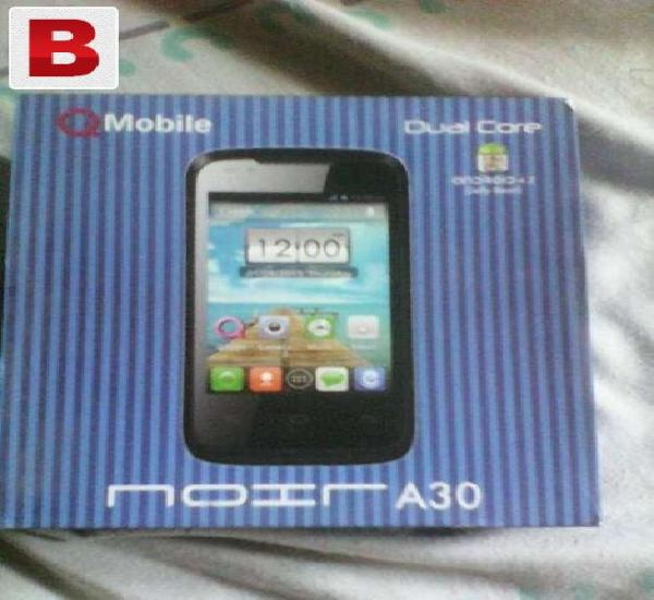 I want to sell my qmobile a30