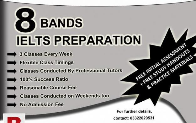 Ielts home tutors available.