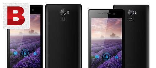 "Mobile A500 Quadcore Dual SIM 4.7"" HD LCD Front Cam 3G LTE"