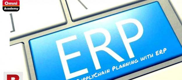 Modern supplychain planning with erp