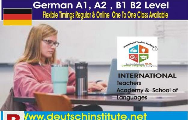Online german a1 classes in mardan 03314873438