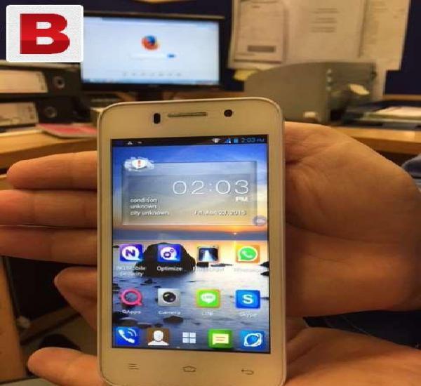 Q mobile a20 superb conditon